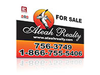 Ateah Realty - Information For Sellers