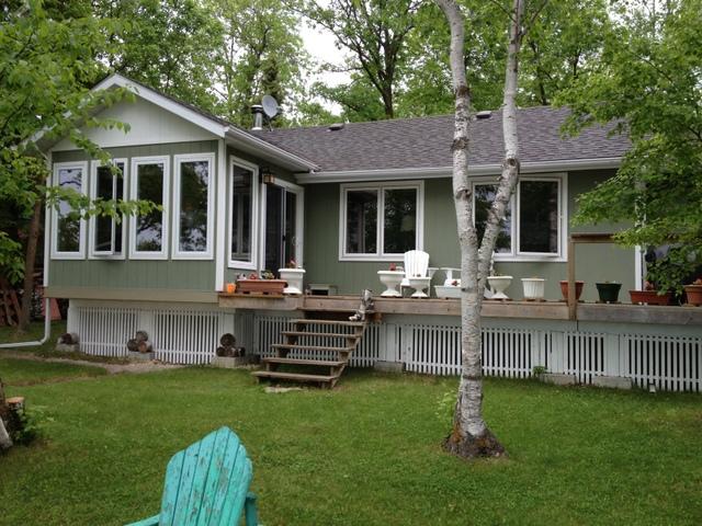 Sold Seasonal Cottage 273 West St Lakefront Lakeshore